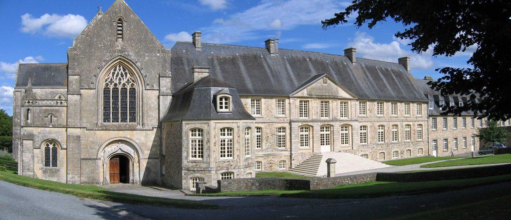 Abbaye de Saint Sauveur le Vicomte
