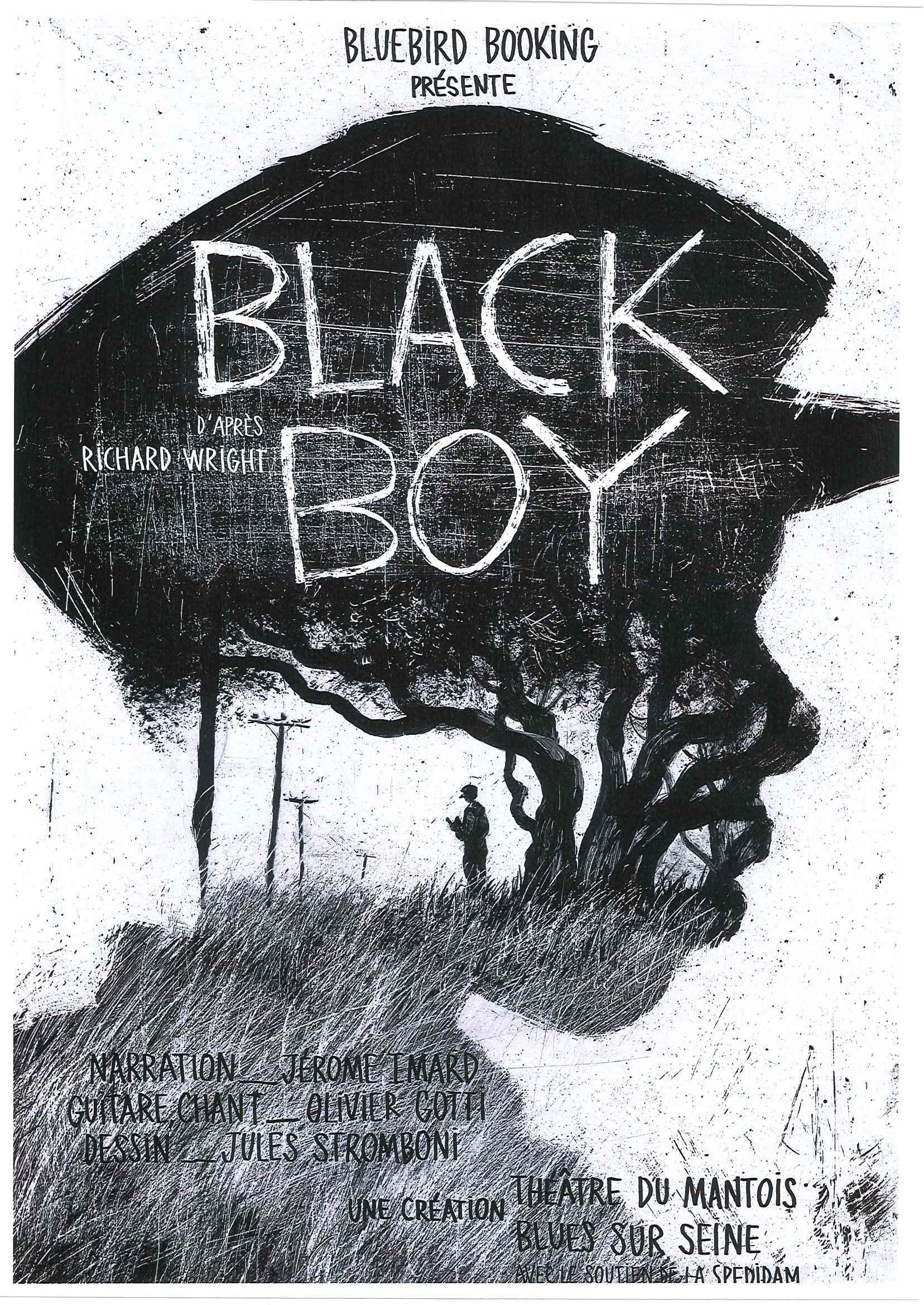 VILLES EN SCENE – Black Boy