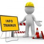 INFO TRAVAUX SUR RD 900, Route de Bricquebec