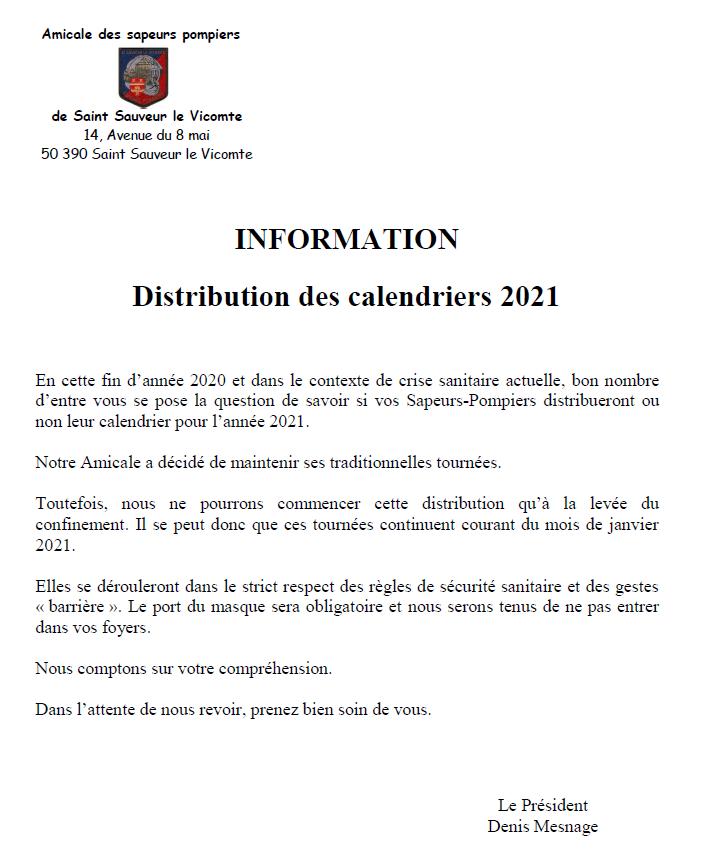 Information Amicales des Sapeurs Pompiers