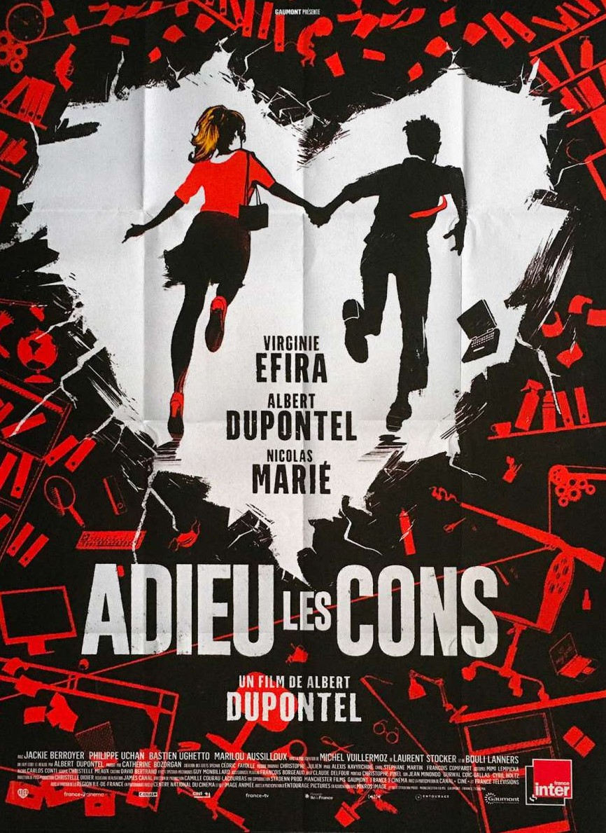 Cinéma – «Adieu les Cons»